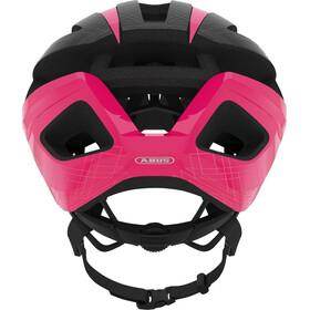 ABUS Viantor - Casco de bicicleta - rosa/negro